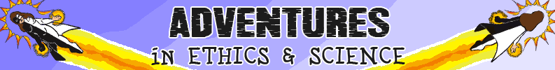 Adventures in Ethics and Science Logo